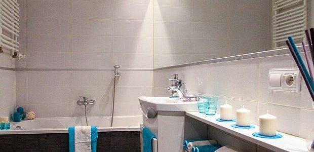 Renovierung eines Badezimmers